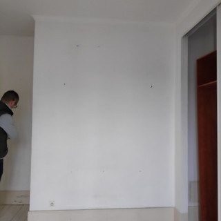 Photo avant rénovation et décoration