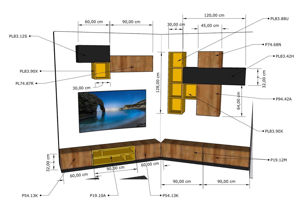 Design mobilier sur-mesure côté