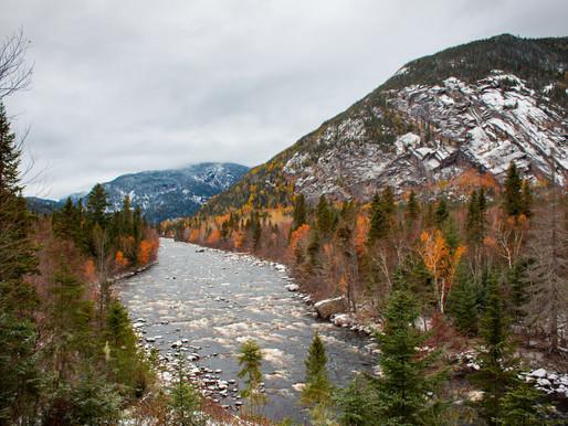 Le Canada : l'inspiration est dehors !
