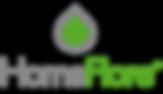 Logo Homaflore par Pesto Studio