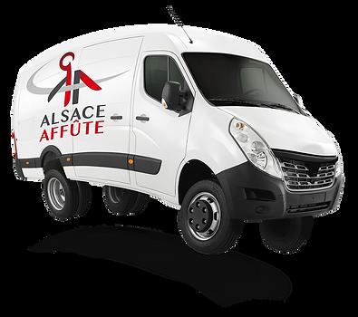 Affutage itinérant en Alsace