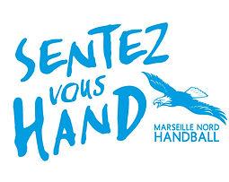 Logo Sentez-vous Hand par Pesto Studio