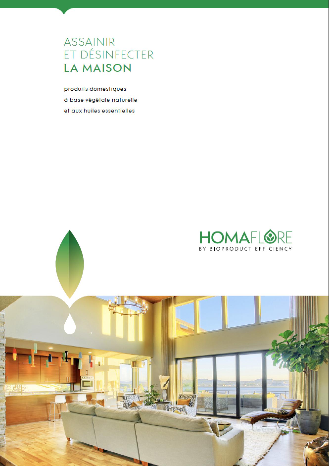 Brochure Bioproduct par Pesto Studio