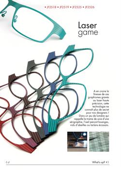 Brochure J.F.Rey par Pesto Studio