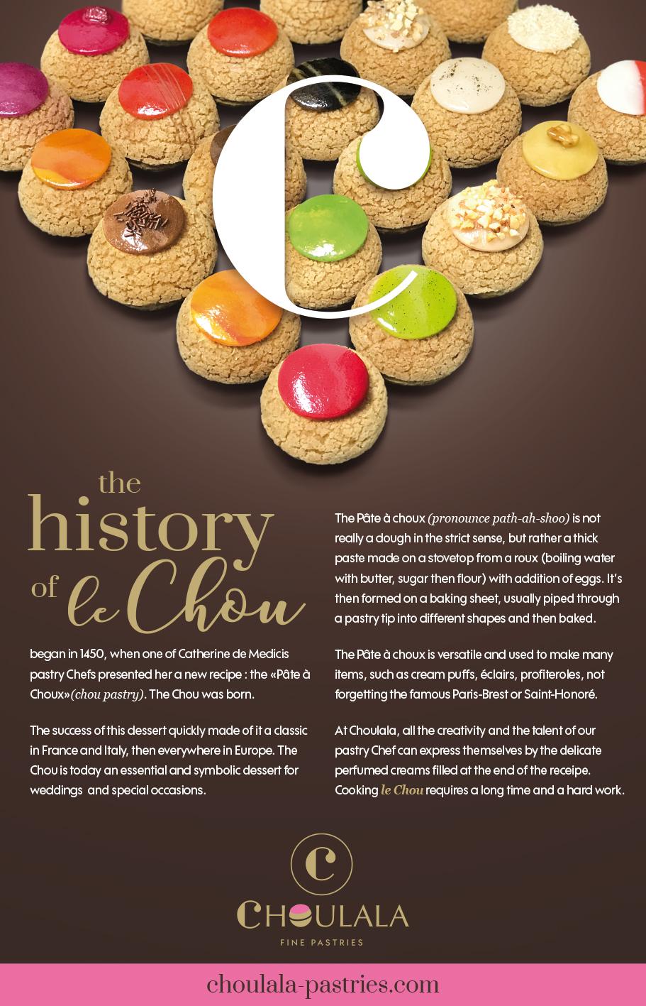 Affiche Choulala par Pesto Studio