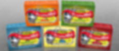 Packaging Sardines La Bazarette par Pesto Studio