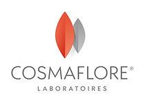 Logo Cosmaflore par Pesto Studio