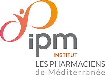Logo Institut IPM par Pesto Studio