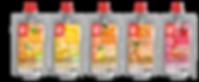 Design Packaging gamme Energy Pulp Mulebar par Pesto Studio