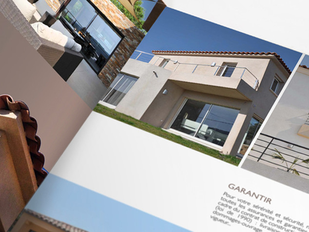 Brochure souple A4