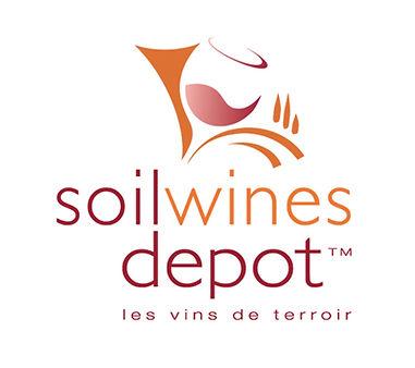 Logo Soilwines par Pesto Studio