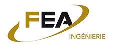 Logo FEA Ingénierie par Pesto Studio