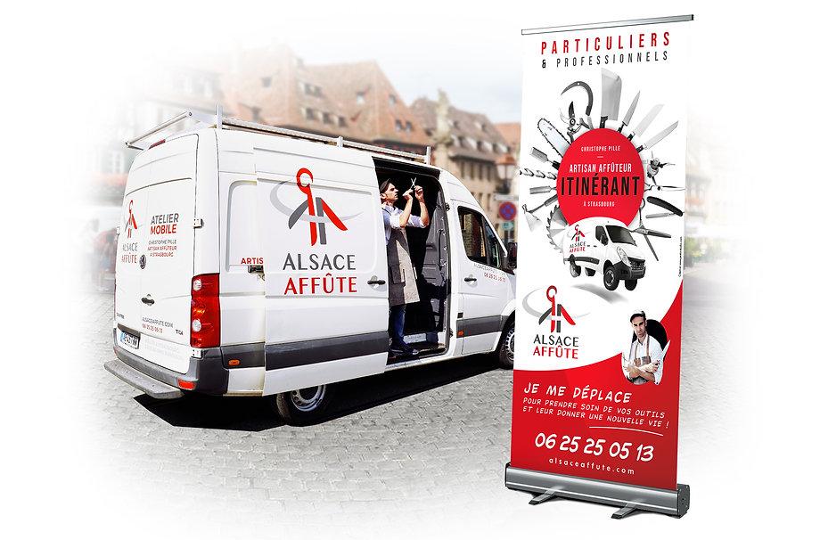 PLV Alsace Affûte par Pesto Studio