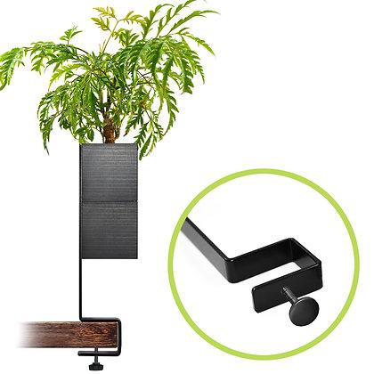 Support de bureau + 1 Capill'O Cube Noir