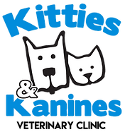 Kitties & Kanines Veterinary Clinic Logo