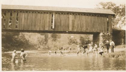 Beaverkill Covered Bridge