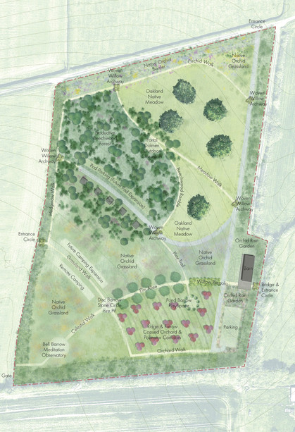 Cotswolds Rewilding Farm & Corporate Retreat