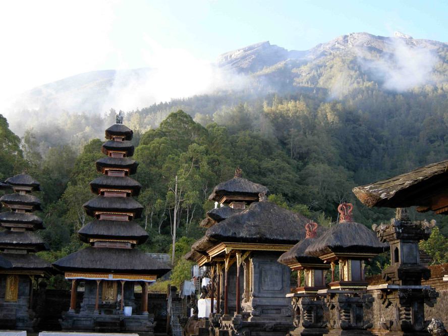 Bali UNESCO World Heritage Plan