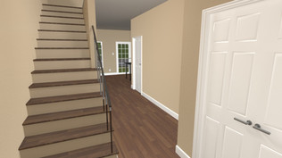 Created in Maya. Rendering done in Arnold Renderer. Modeled stairs, doors, railings and windows. Textured all.