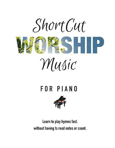 SHORTCUT WORSHIP MUSIC