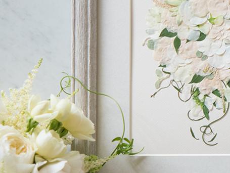 【プレ花嫁様必⾒】結婚式後のブーケや花束を残したい場合どうしたらいいの?