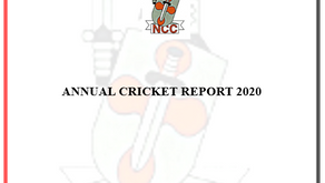 2020 Annual Report and Club Records