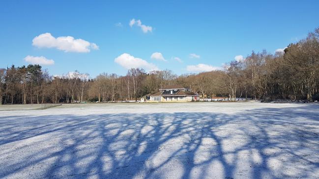 Winter at NCC