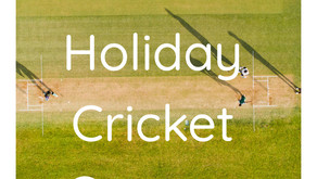 Book your Summer Holiday Cricket Course now