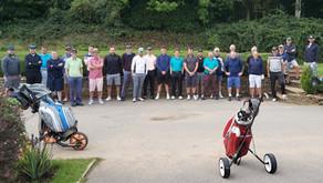 Golf Day was a blast