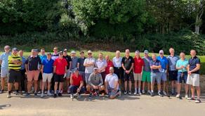 4th Annual Golf Day 30th August.