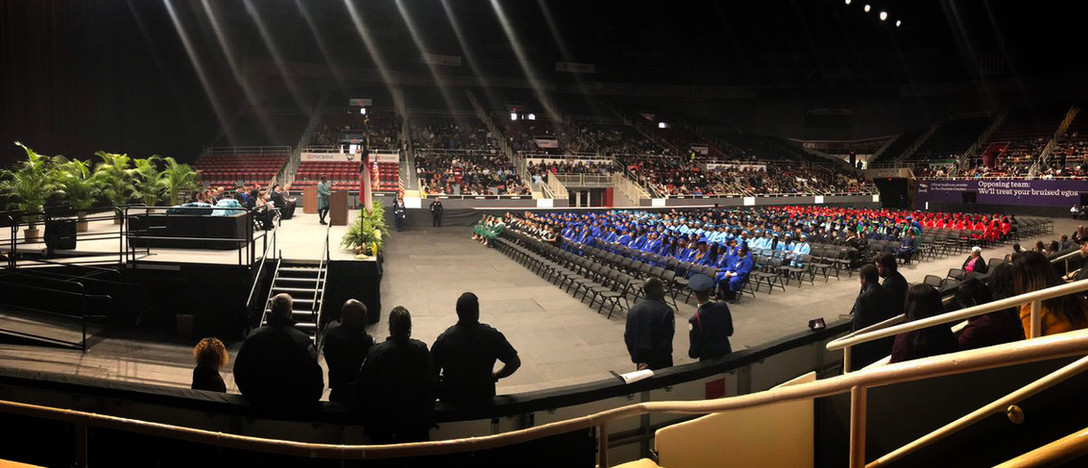 2018 Mid-Year Graduates!