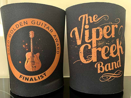 Stubby Holder 'Golden Guitar'