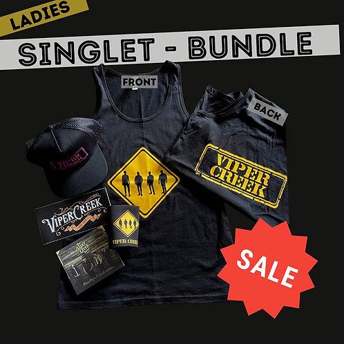 Ladies Singlet Bundle