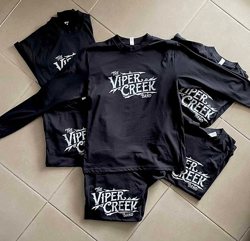 Long Sleeved Shirt (Black)