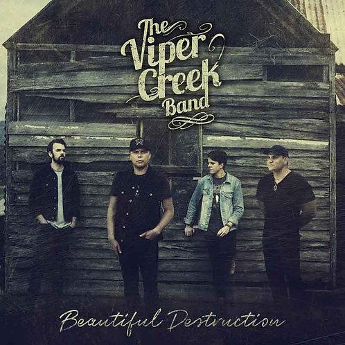 Beautiful Destruction Signed Album