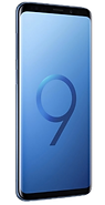 vitre, lcd et chassis bleu Samsung Galaxy S9