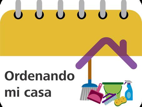 1 Organización del hogar