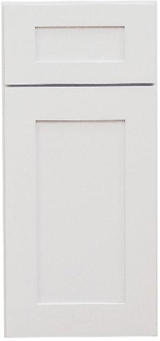 Shaker White Stock Door - $