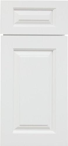 Tahoe White Stock Door - $