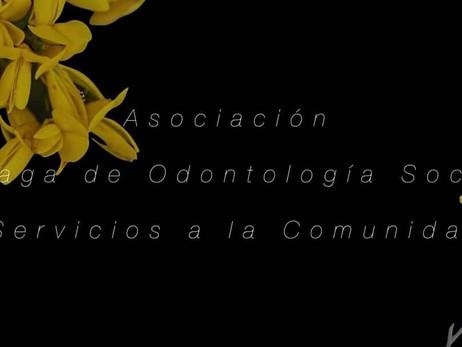Colaboración con la ONG Aulaga dental