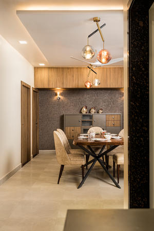 dining area image by Behlah Barbhaya shot for Brick by Brick