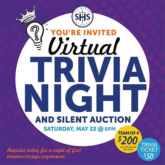 SHS Virtual Trivia Night