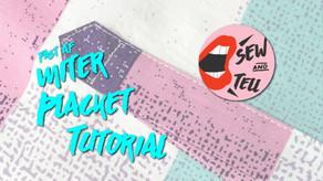 Sewing a Mitered Placket: FASt AF Mitered Placket Tutorial