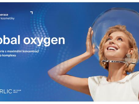 Nová  generace kyslíkové kosmetiky GLOBAL OXYGEN