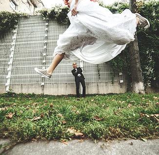 Hochzeit Fun
