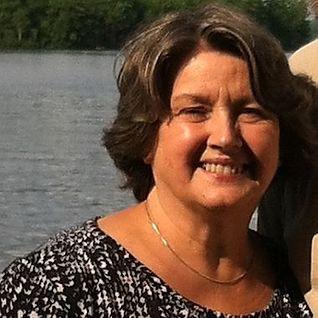 Ladies Ministry Leader Marilyn Newell