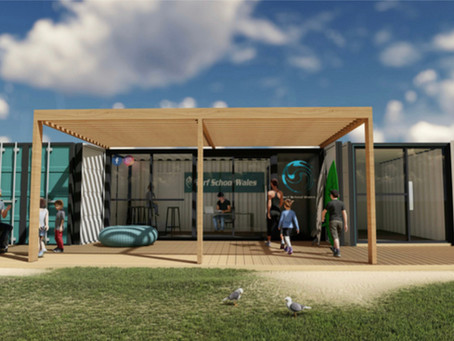 Introducing our new Surf School Wales Hub
