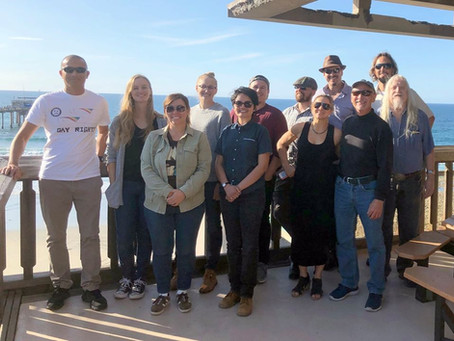 Happenings at the Annual Meeting of the Southern California Society of Parasitologists