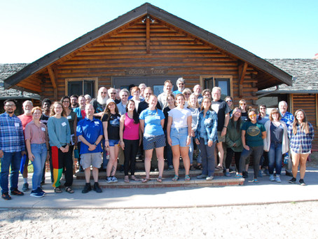 Report on the 50th Annual Meeting of the Rocky Mountain Conference of Parasitologists