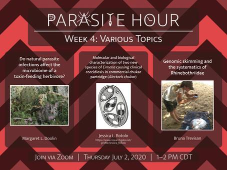 Parasite Hour Week 4